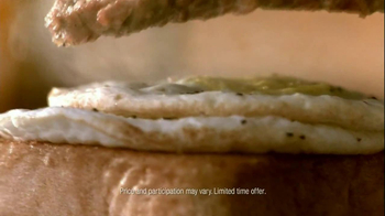 Dunkin' Donuts Angus Steak Big N' Toasted TV Spot,  'Ambiance' - Thumbnail 7