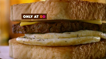 Dunkin' Donuts Angus Steak Big N' Toasted TV Spot,  'Ambiance' - Thumbnail 9
