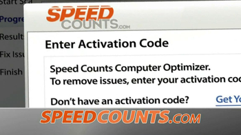 SpeedCounts.com TV Spot - Thumbnail 4