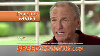 SpeedCounts.com TV Spot - Thumbnail 8