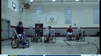 Guinness TV Spot, 'Wheelchair Basketball'