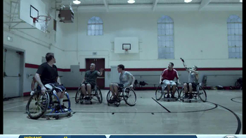 Guinness TV Spot, \'Wheelchair Basketball\'