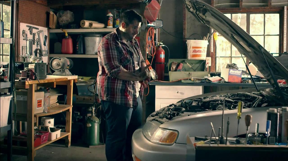 AutoZone Rewards TV Commercial, 'Your Next Project'