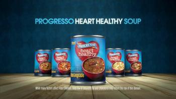 Progresso Heart Healthy TV Spot, 'Skydiving' - Thumbnail 10