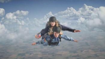Progresso Heart Healthy TV Spot, 'Skydiving' - Thumbnail 5