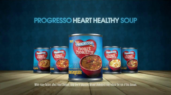 Progresso Heart Healthy TV Spot, 'Skydiving' - Thumbnail 9