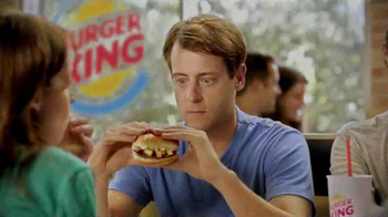Burger King French Fry Burger TV Spot - 2054 commercial airings