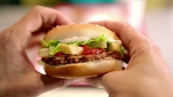 Burger King French Fry Burger TV Spot - Thumbnail 2