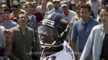 Verizon TV Spot, 'NFL Red Zone' Featuring Jacoby Jones Song by Cayucas - Thumbnail 3