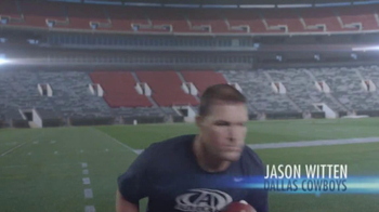 Advocare TV Spot Featuring Jason Witten - Thumbnail 1