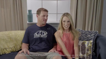 Advocare TV Spot Featuring Jason Witten