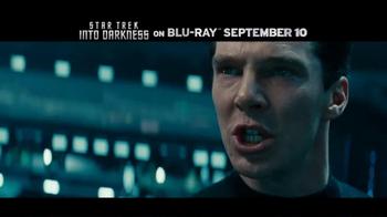 Star Trek: Into Darkness Blu-ray Combo Pack TV Spot - Thumbnail 1