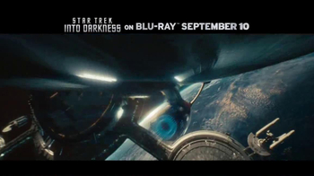 Star Trek: Into Darkness Blu-ray Combo Pack TV Spot