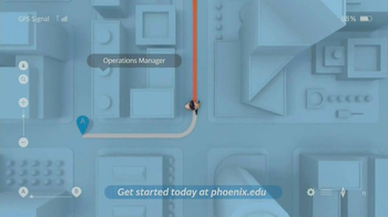University of Phoenix Career Guidance System TV Spot, 'Career GPS' - Thumbnail 4