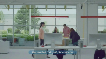 University of Phoenix Career Guidance System TV Spot, 'Career GPS' - Thumbnail 7