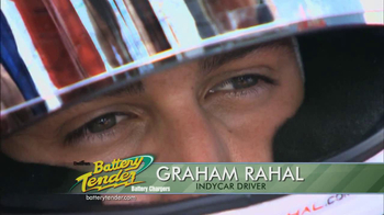 Battery Tender Plus TV Spot Featuring Graham Rahal - Thumbnail 1