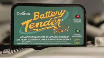 Battery Tender Plus TV Spot Featuring Graham Rahal - Thumbnail 4
