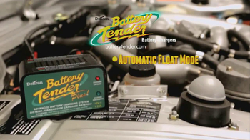 Battery Tender Plus TV Spot Featuring Graham Rahal - Thumbnail 6