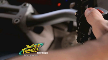 Battery Tender Plus TV Spot Featuring Graham Rahal - Thumbnail 8