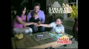 Liberty Lantern TV Spot - Thumbnail 1