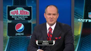 Papa John's TV Spot, 'NFL Network' - Thumbnail 2