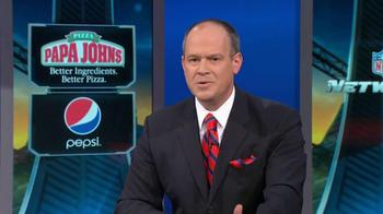 Papa John's TV Spot, 'NFL Network' - Thumbnail 3