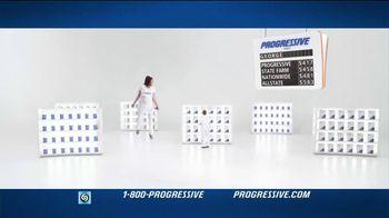 Progressive TV Spot, 'Splitting Atoms' - 20 commercial airings