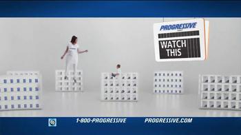 Progressive TV Spot, 'Splitting Atoms' - Thumbnail 4