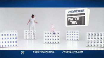 Progressive TV Spot, 'Splitting Atoms' - Thumbnail 5