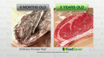 FoodSaver TV Spot, 'Save Your Food' - Thumbnail 1