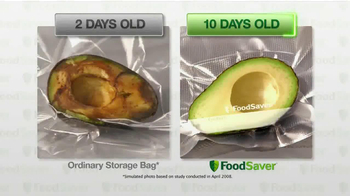 FoodSaver TV Spot, 'Save Your Food' - Thumbnail 2