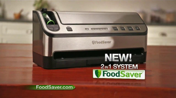 FoodSaver TV Spot, 'Save Your Food' - Thumbnail 3