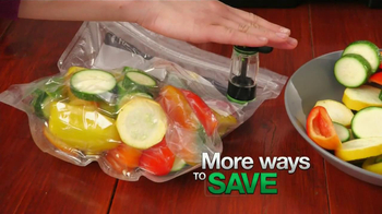 FoodSaver TV Spot, 'Save Your Food' - Thumbnail 7