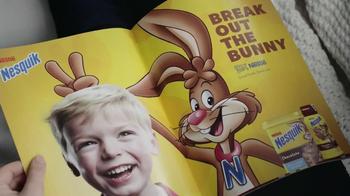 Nesquik TV Spot, 'Bunny Ears' Featuring Ariana Grande, Jennette McCurdy - Thumbnail 2