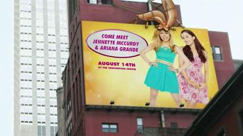 Nesquik TV Spot, 'Bunny Ears' Featuring Ariana Grande, Jennette McCurdy - Thumbnail 9