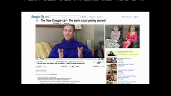 Snuggie Up TV Spot - Thumbnail 4