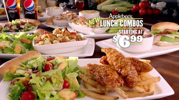 Applebee's Lunch Combos TV Spot, 'Mind Blown' - Thumbnail 10