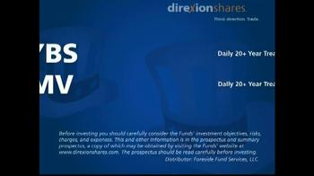 Direxion Shares TV Spot, 'Treasuries' - Thumbnail 8