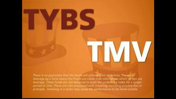 Direxion Shares TV Spot, 'Treasuries' - Thumbnail 3