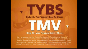 Direxion Shares TV Spot, 'Treasuries' - Thumbnail 5