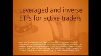 Direxion Shares TV Spot, 'Treasuries' - Thumbnail 6