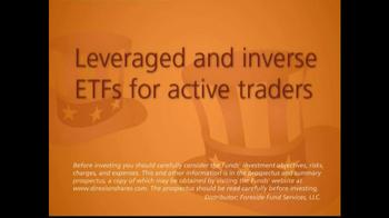 Direxion Shares TV Spot, 'Treasuries' - Thumbnail 7