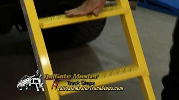 Tailgate Master Truck Steps TV Spot - Thumbnail 2