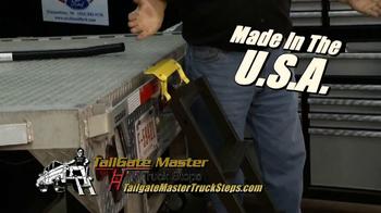 Tailgate Master Truck Steps TV Spot - Thumbnail 5