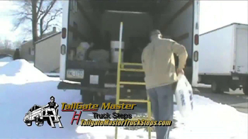 Tailgate Master Truck Steps TV Spot - Thumbnail 8