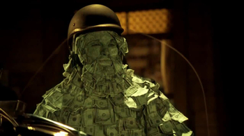 GEICO Motorcycle TV Spot, 'Money Man: Get Away' Song by the Allman Brothers
