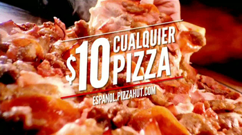 Pizza Hut TV Spot, 'Cualquier Pizza' [Spanish] - Thumbnail 6