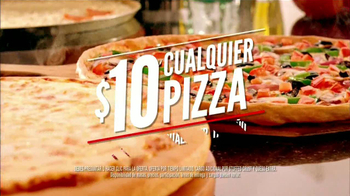 Pizza Hut TV Spot, 'Cualquier Pizza' [Spanish] - Thumbnail 2