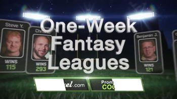 FanDuel One-Week Fantasy Football TV Spot, 'Pep Talk' - Thumbnail 9