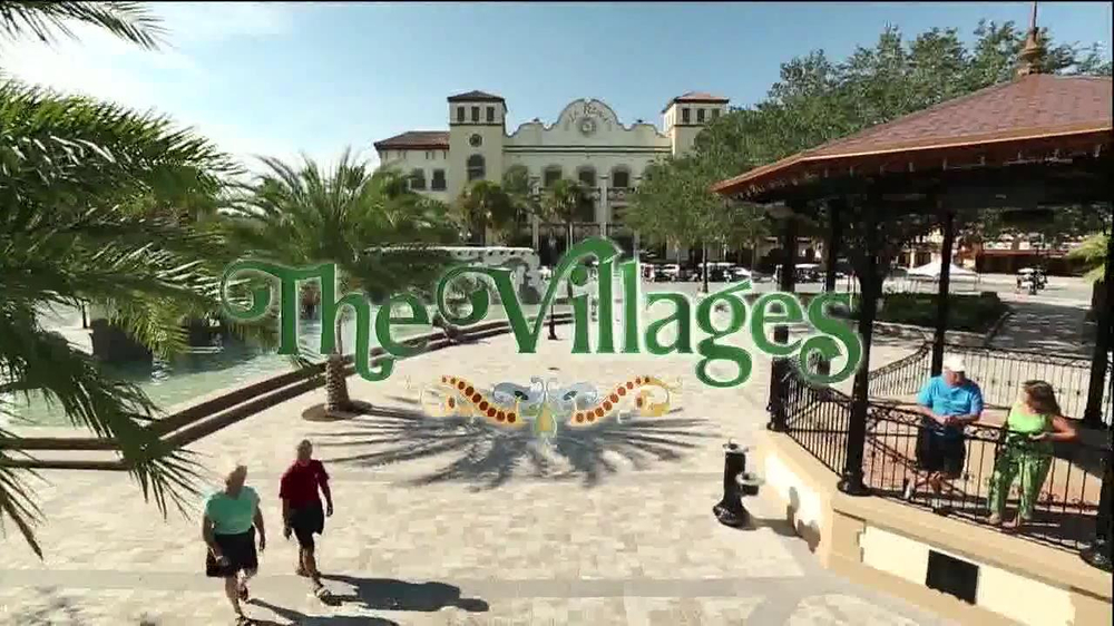 The Villages TV Commercial, 'Retirement Made Fun'